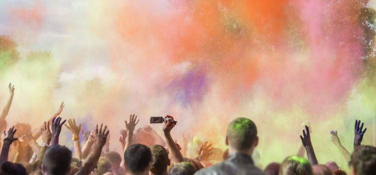 Festivaly potřebují dostatek el. energie