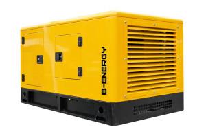 půjčovna elektrocentrál - vybavení